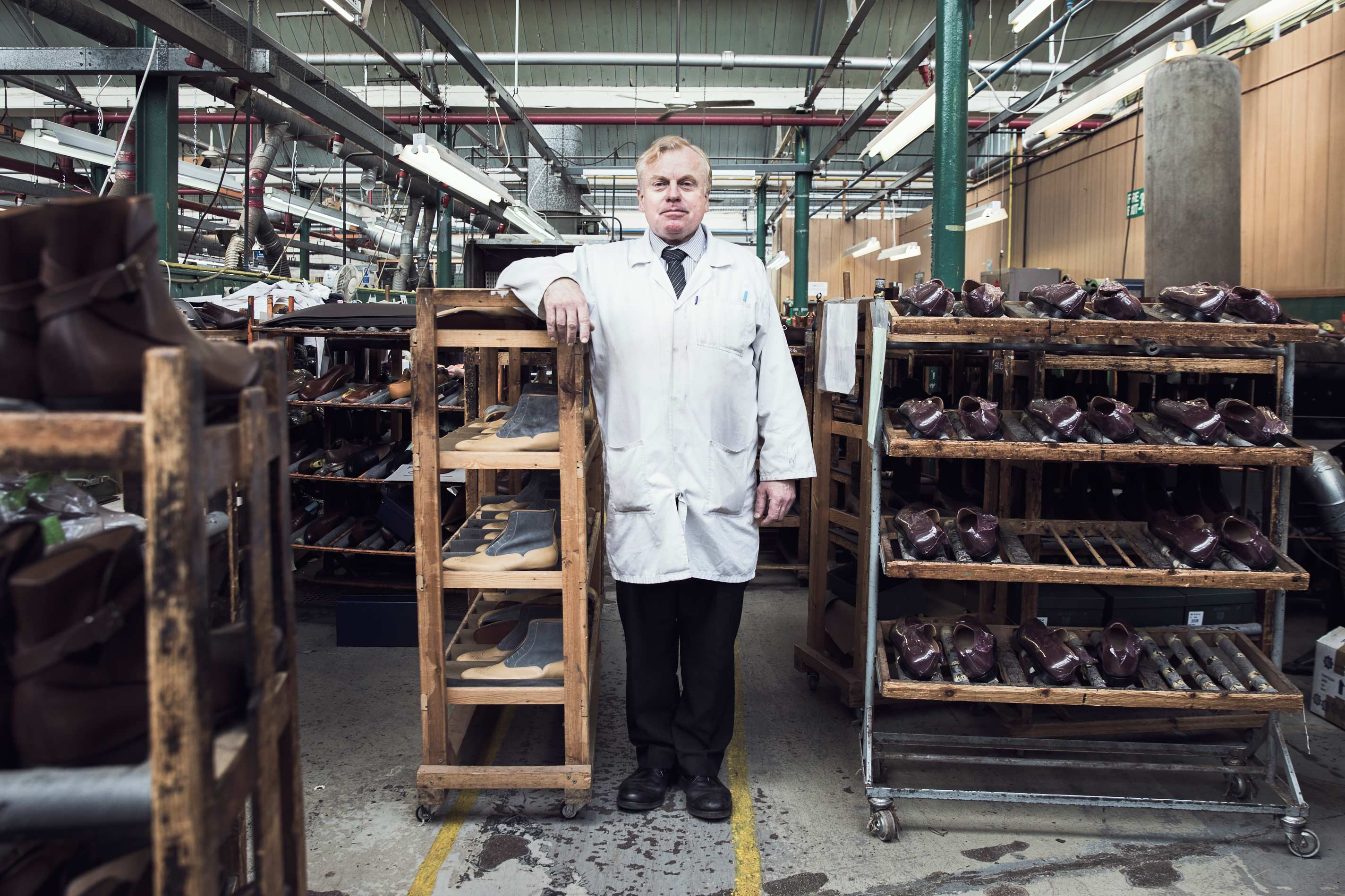 290a37cb30 Based in Northamptonshire, the shoemaking capital of the UK, Paul Sargent  continues his family tradition using techniques used by generations to  produce ...